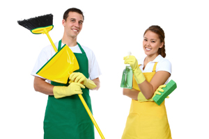 bigstock-Man-And-Woman-Cleaning-4270403