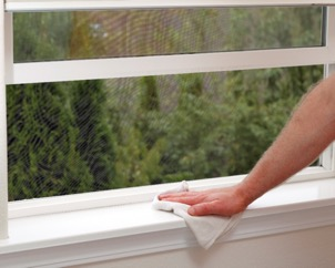 2019 07 FCHP - Clean Window Screens in 7 Easy Steps